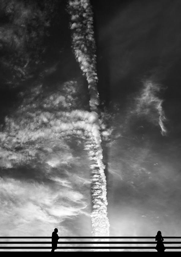 A piece of fine art art photography titled Intermezzo by Richard Toro