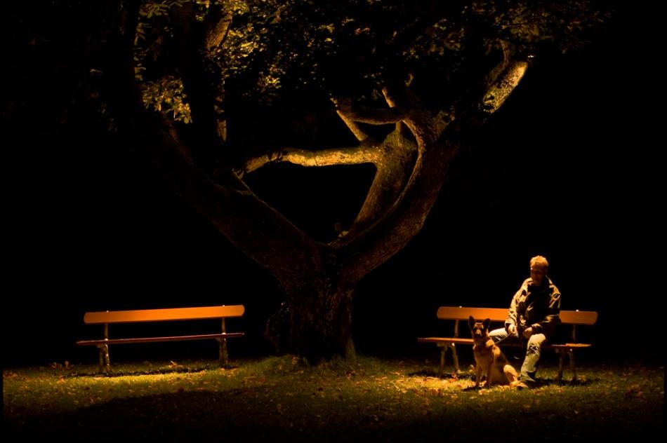 A piece of fine art art photography titled A Short Break by Michael Holmberg