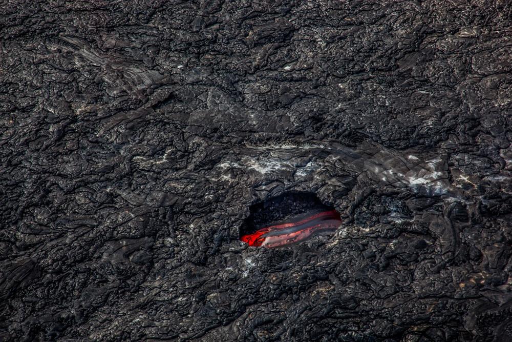 Skyhole at Kilauea, Hawaii