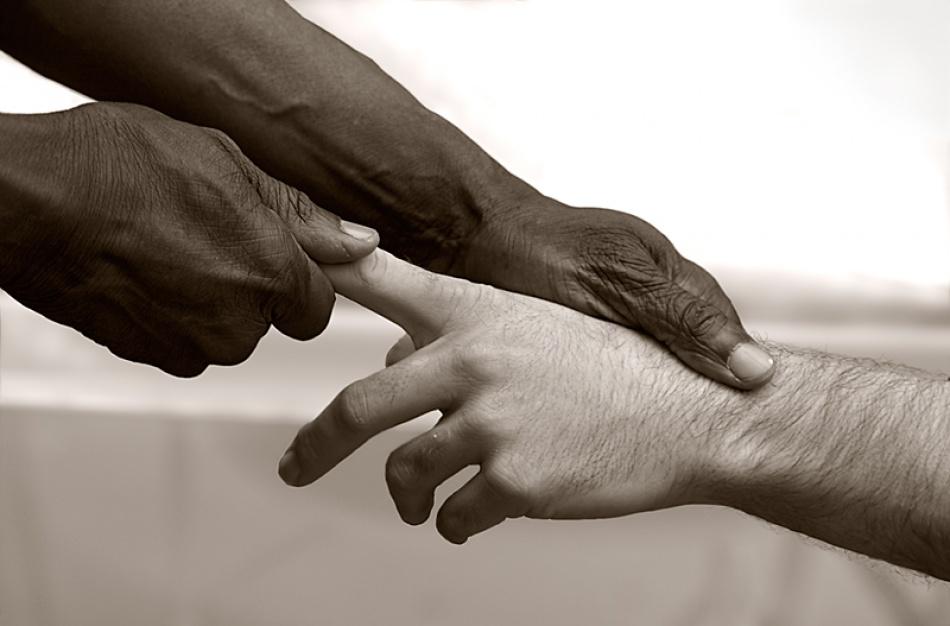 A piece of fine art art photography titled Healing by Craig Martin