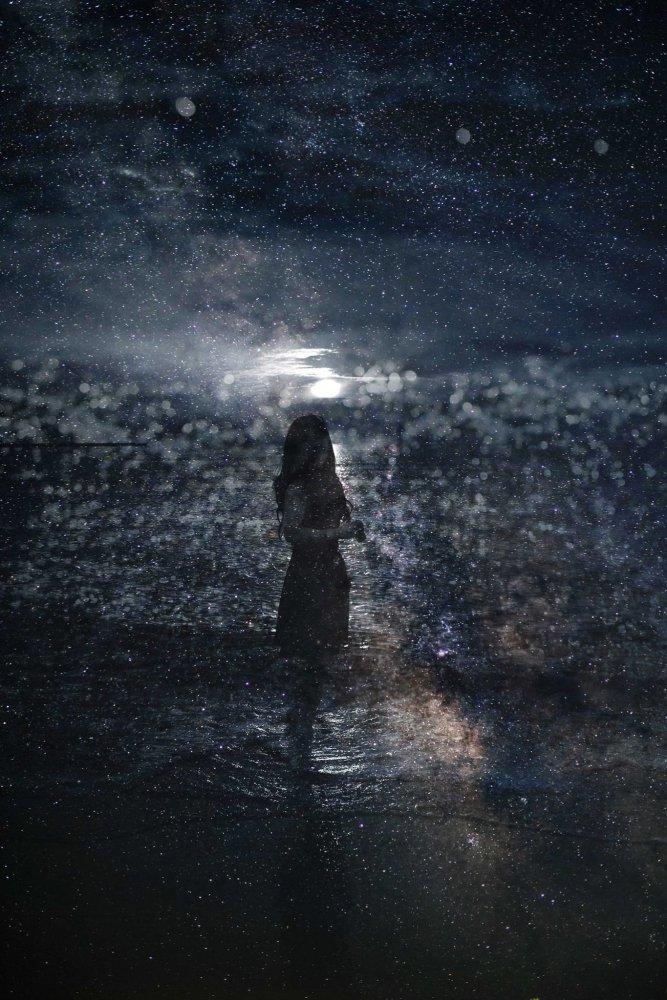 A piece of fine art art photography titled  Luminance by Kazuhiro Terada