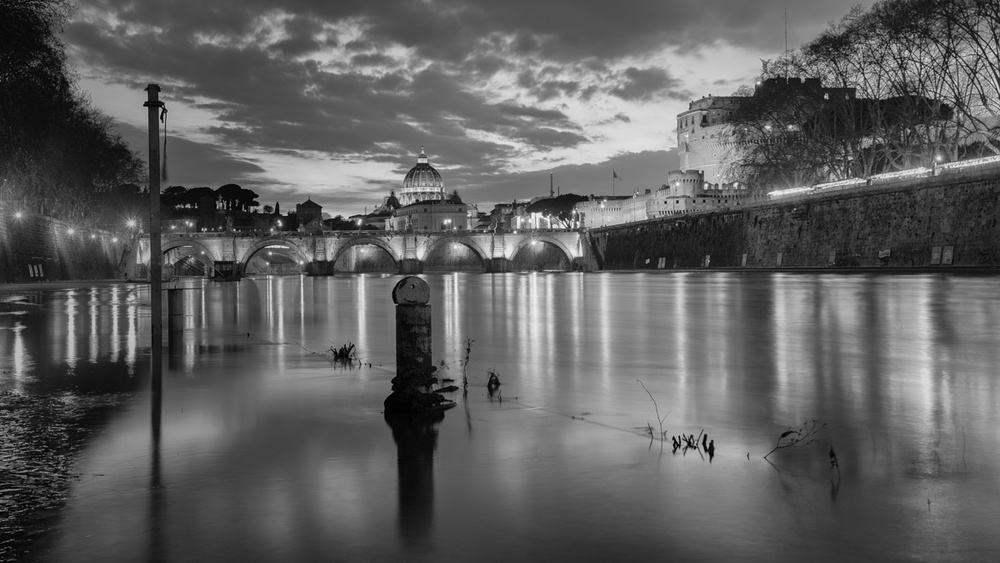 A piece of fine art art photography titled Vatican City by Ajith