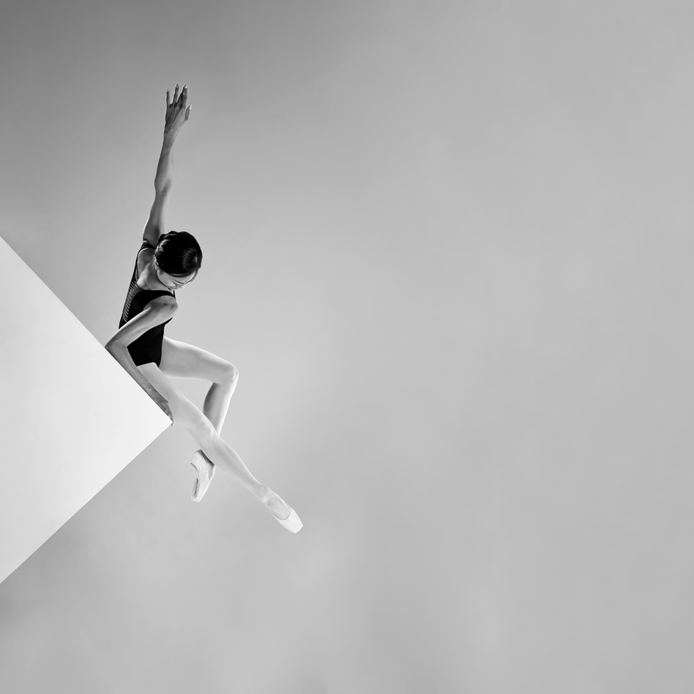 A piece of fine art art photography titled Yuka by Piotr Leczkowski