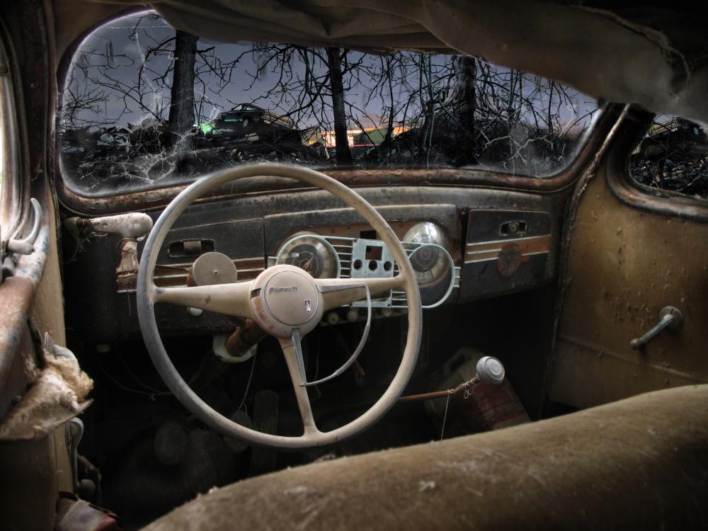 A piece of fine art art photography titled Final Destination by Jerry B