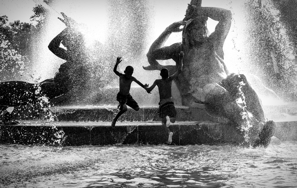In the Fountain