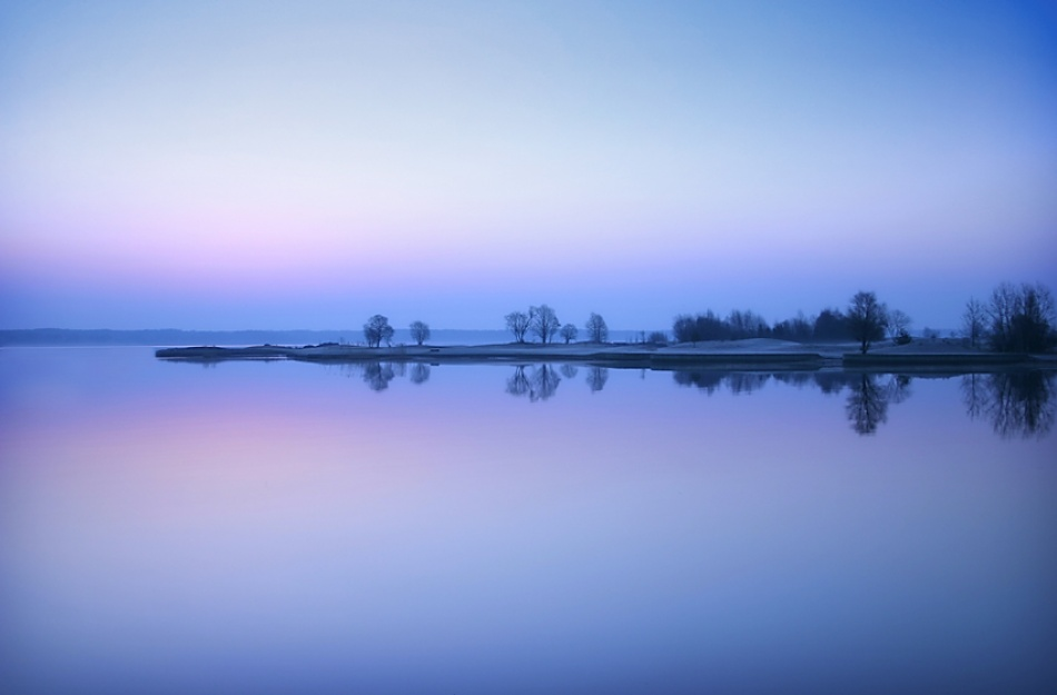 A piece of fine art art photography titled Before Sunrise by Armands Belakovs-Ceimers