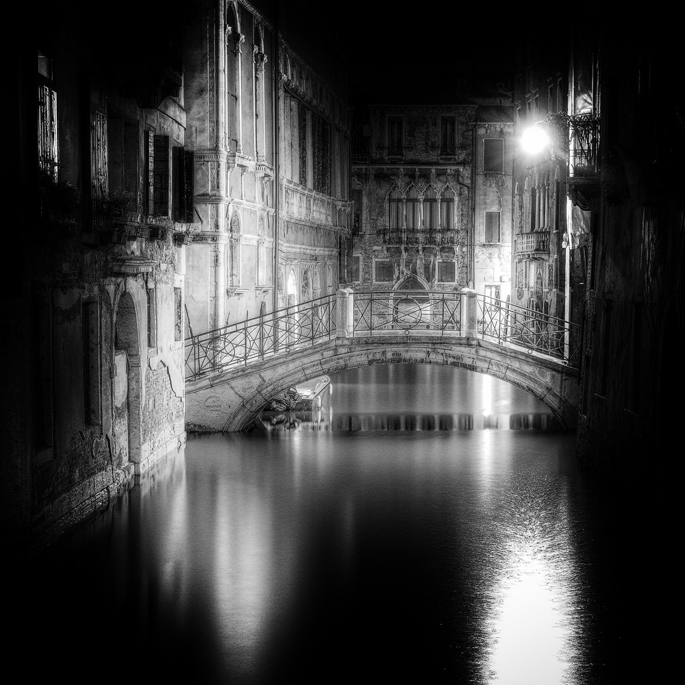 A piece of fine art art photography titled Venice by Tanja Ghirardini