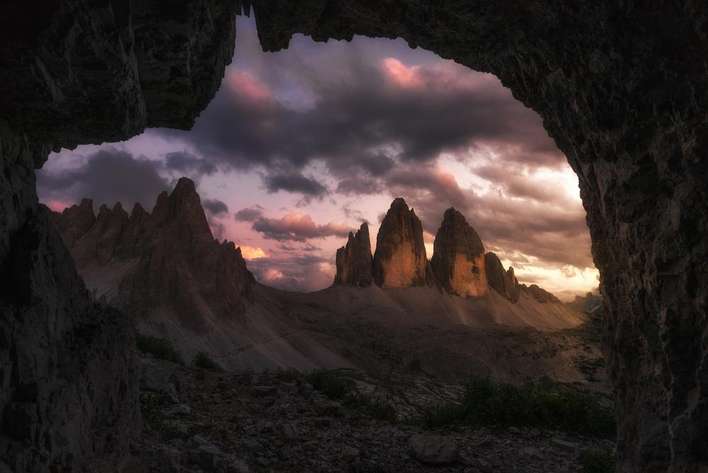 A piece of fine art art photography titled Untitled by David Martín Castán