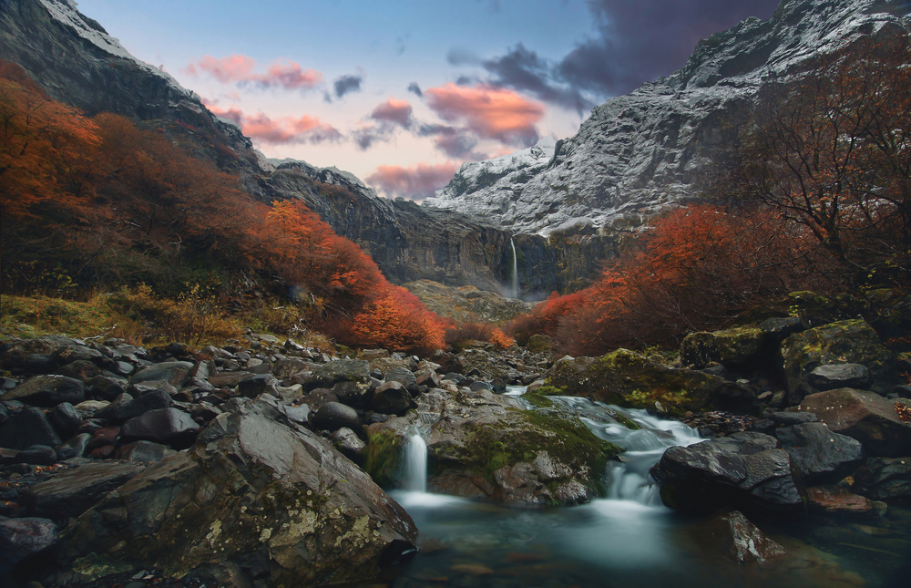 A piece of fine art art photography titled  Throat of the Earth by RODRIGO GERHARDT BARBOSA