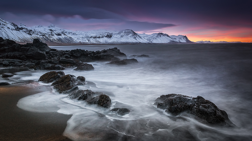 [ ... arctic sunrise ]