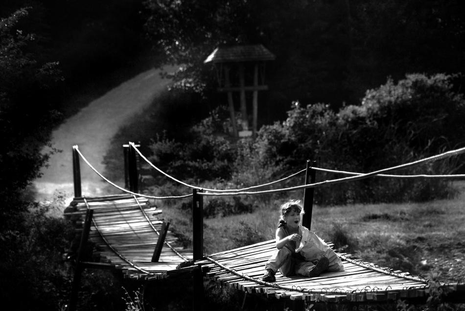 A piece of fine art art photography titled Girl by Boldir Victor Catalin