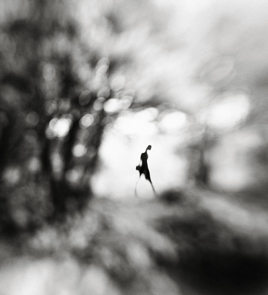 A piece of fine art art photography titled Equinox by Hengki Lee