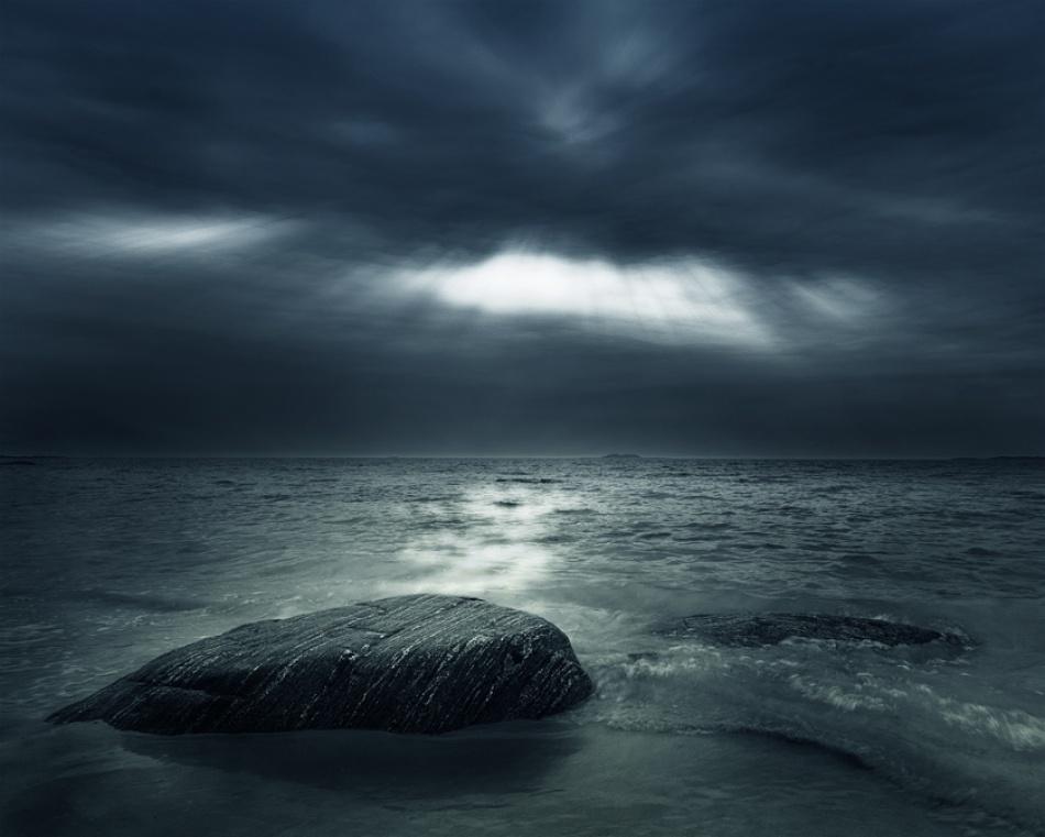 A piece of fine art art photography titled Slow by John Colbensen