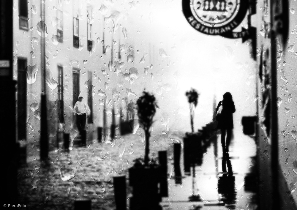 View this piece of fine art photography titled Rainy days by Peter Wang