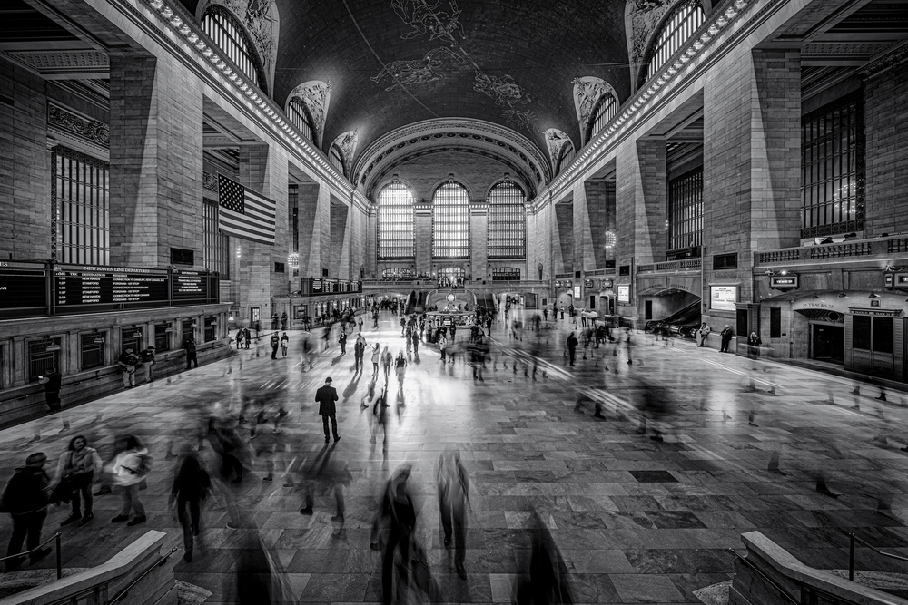 Lost souls in Central Terminal