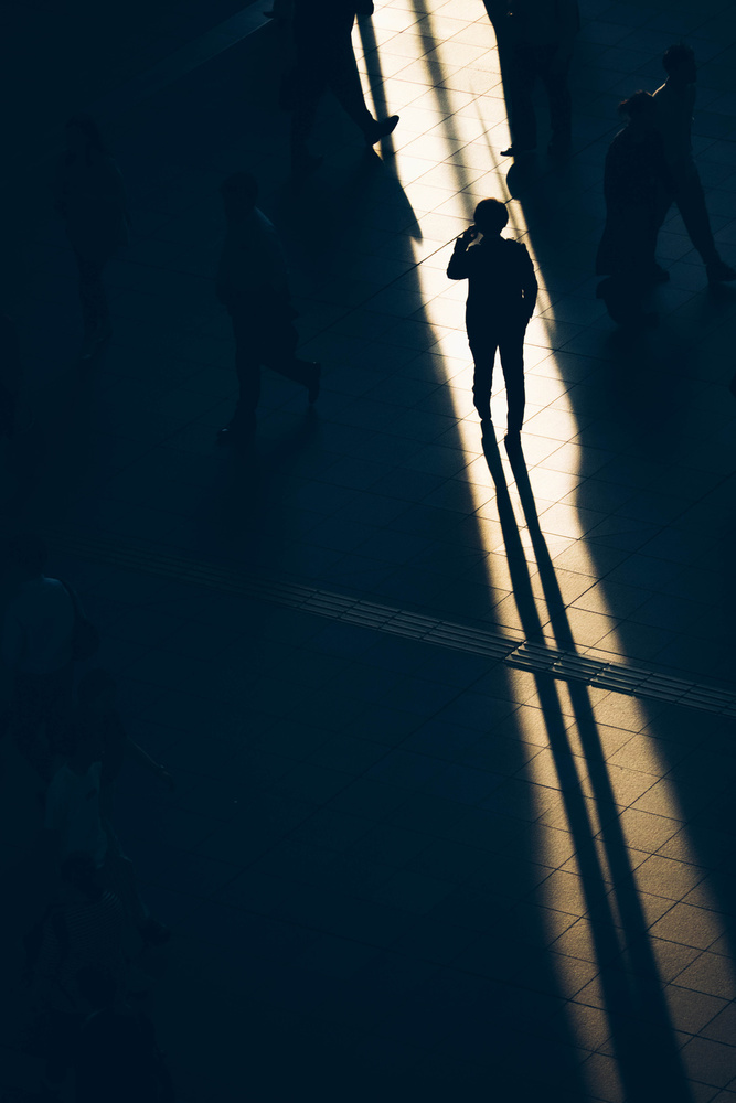 View this piece of fine art photography titled Evening light by dong hee HAN