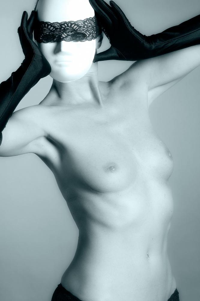 A piece of fine art art photography titled Secret Love by Erhard Batzdorf