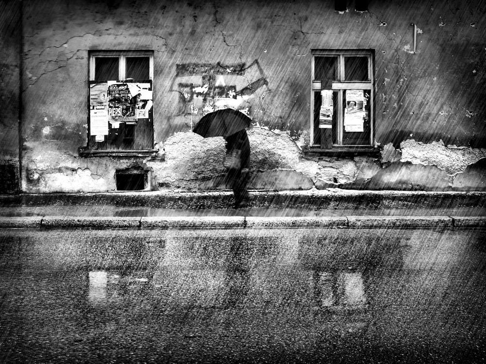 A piece of fine art art photography titled Untitled by Wojciech Pokora