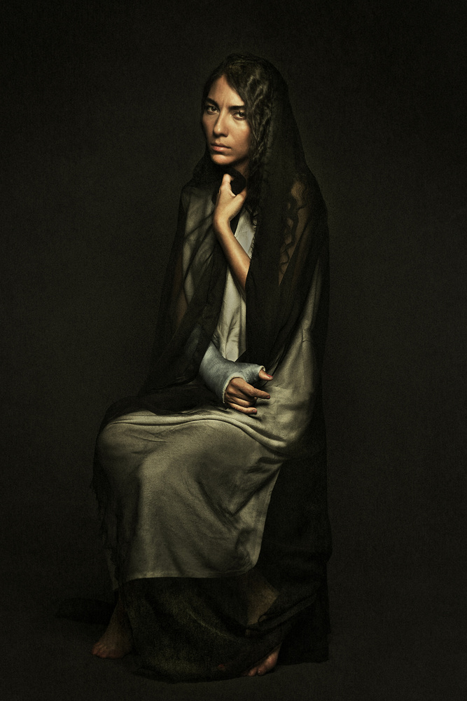 View this piece of fine art photography titled I haven't been vulnerable by Mohammad Sorkhabi