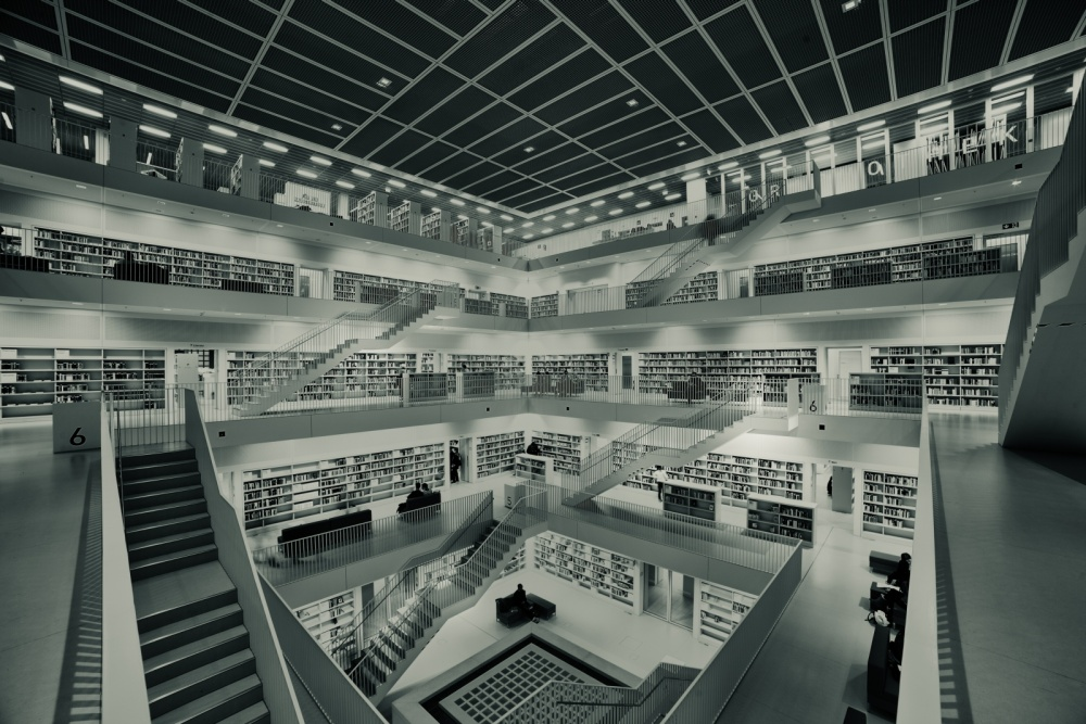 library of the dark side