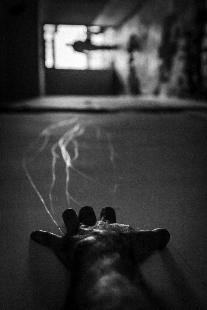 View this piece of fine art photography titled Bogeyman by Mohammad Shefaa