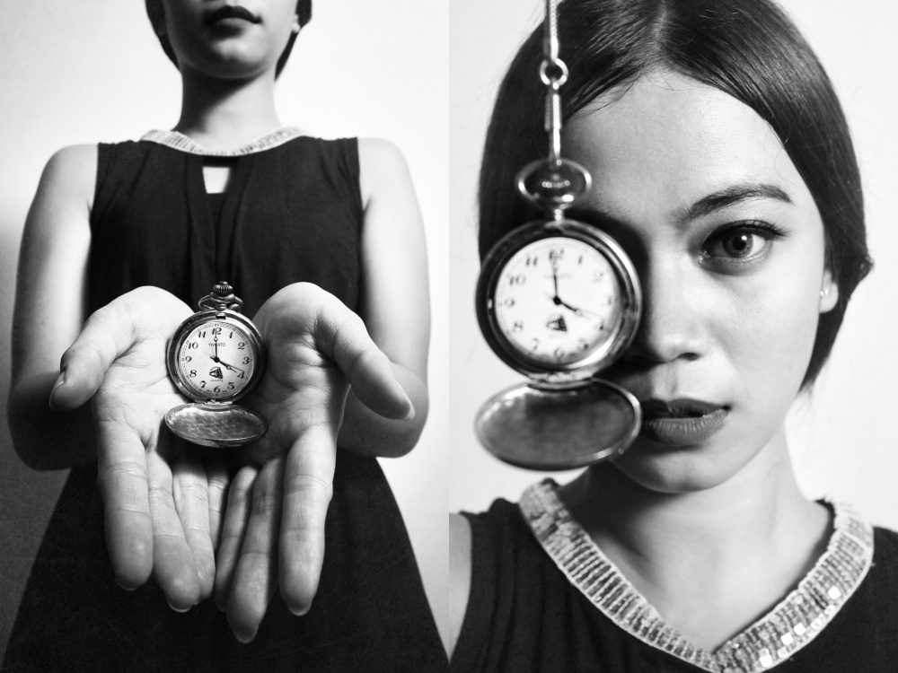A piece of fine art art photography titled 4 Times by Ivan Marlianto