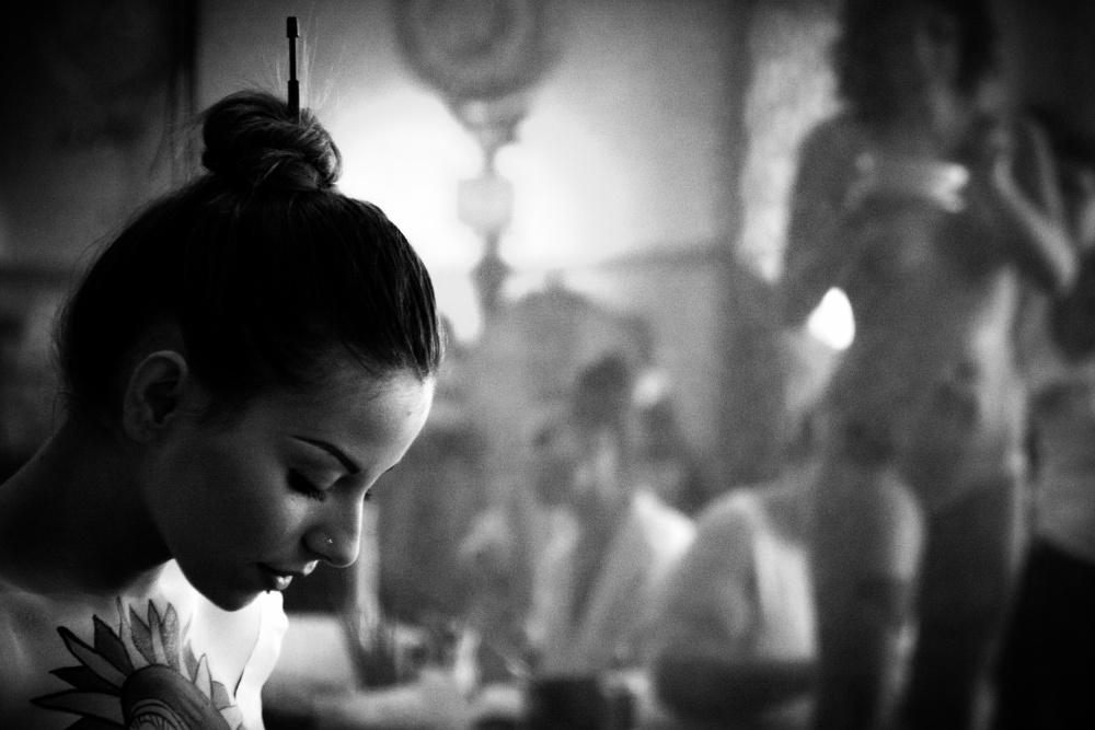 A piece of fine art art photography titled Anima Arcana by Traven Milovich
