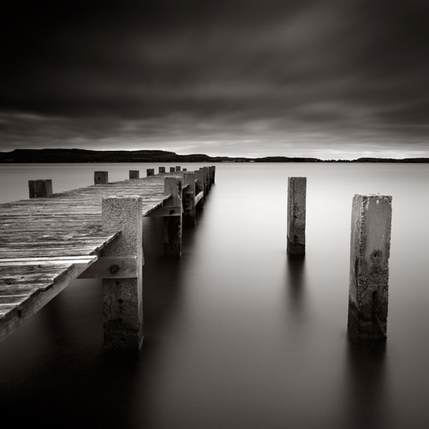 A piece of fine art art photography titled Quiet Momment II by Xavier Rey