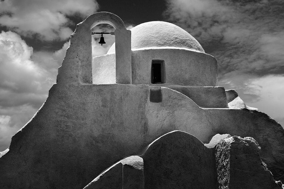 Mykonos Church