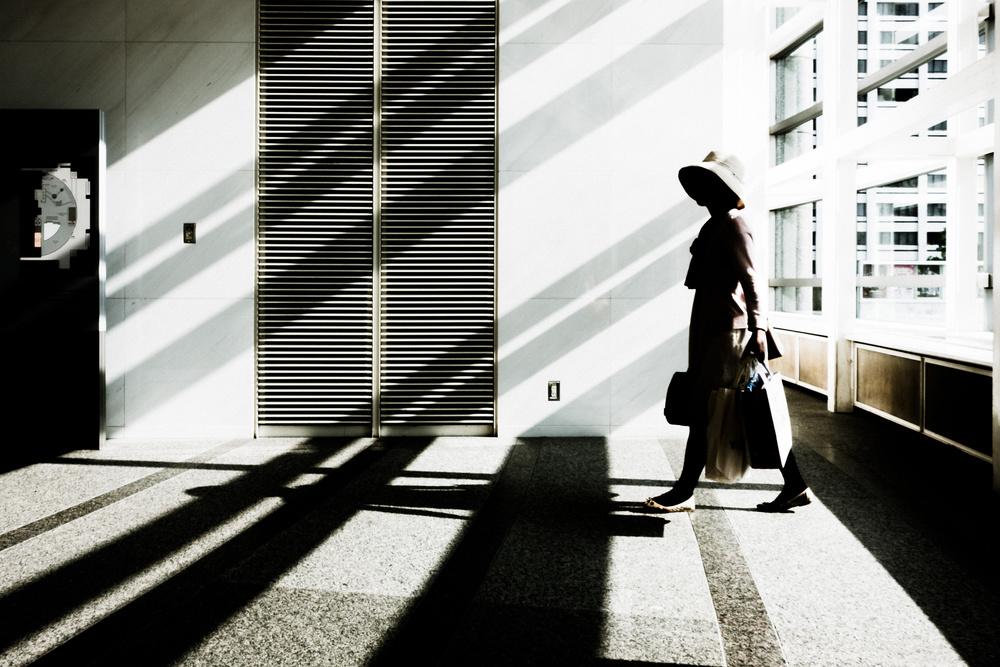 A piece of fine art art photography titled The Daydream by Tetsuya Hashimoto