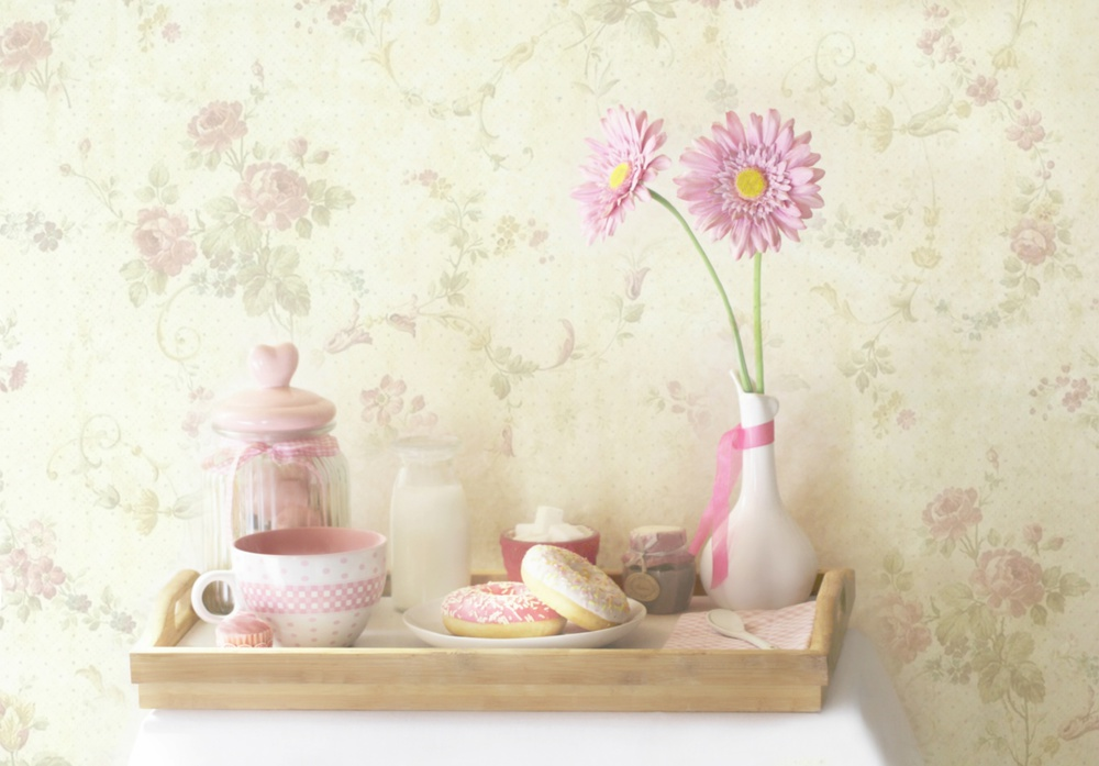 A piece of fine art art photography titled Sweet Vintage by Delphine Devos