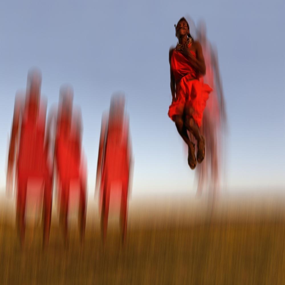 A piece of fine art art photography titled Up by giuseppe maiorana