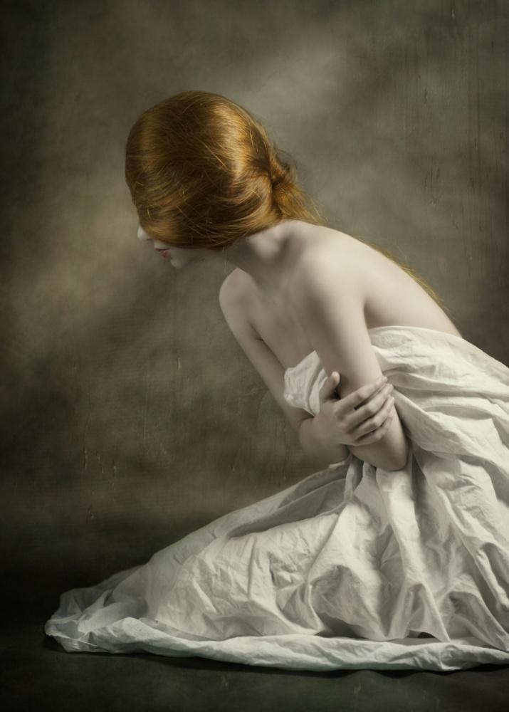 A piece of fine art art photography titled Untitled by Paweł Szamreta