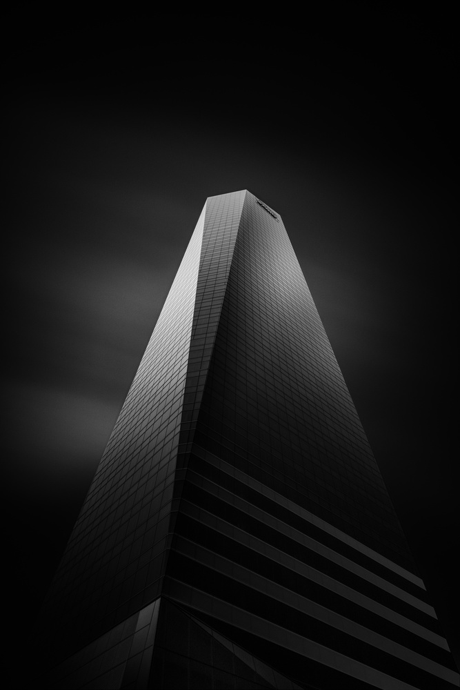 A piece of fine art art photography titled Torres Pwc by Mohammad mirza