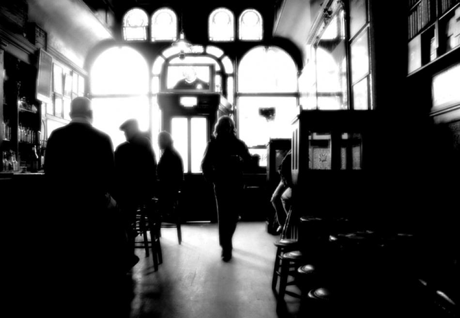 An Old Irish Pub
