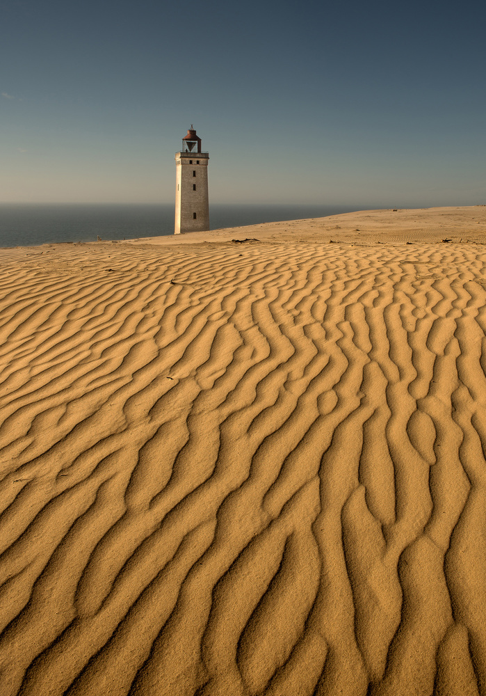Desert Lighthouse