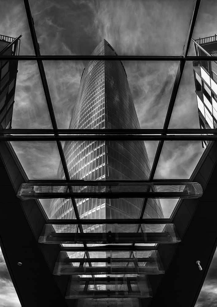 Tower in Bilbao