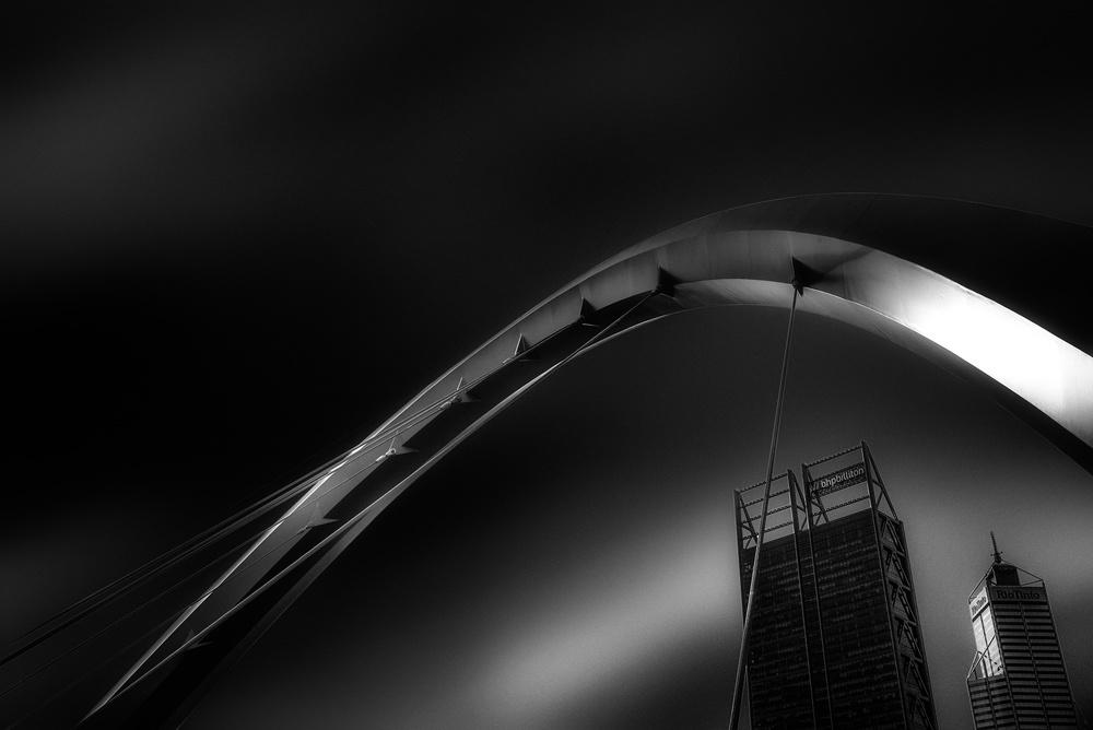 A piece of fine art art photography titled Battle of Metals by Despird Zhang