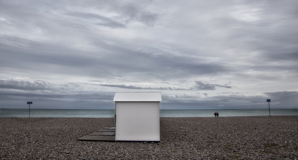 A piece of fine art art photography titled Dull Days Are Nature's Softbox (series: 2) by Yvette Depaepe