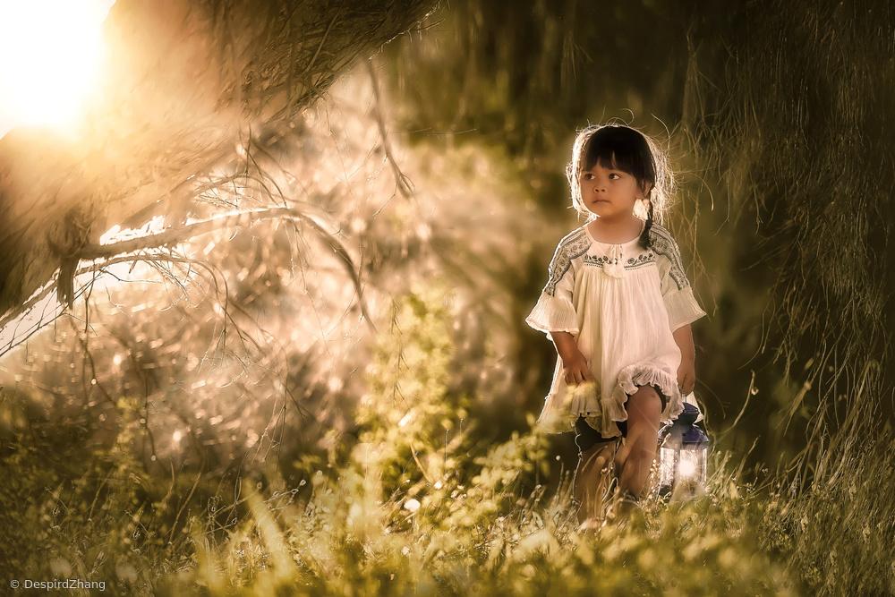 Sparkling Girl