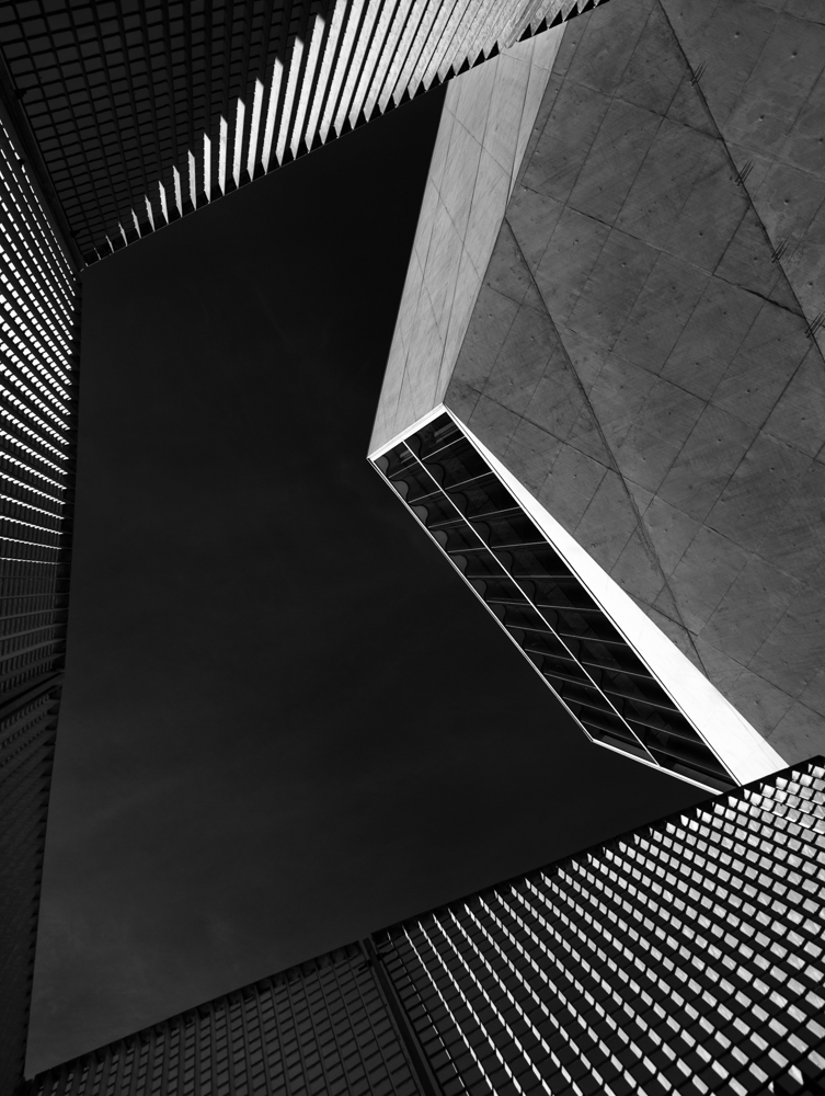 A piece of fine art art photography titled House of Music by Nuno Milheiro