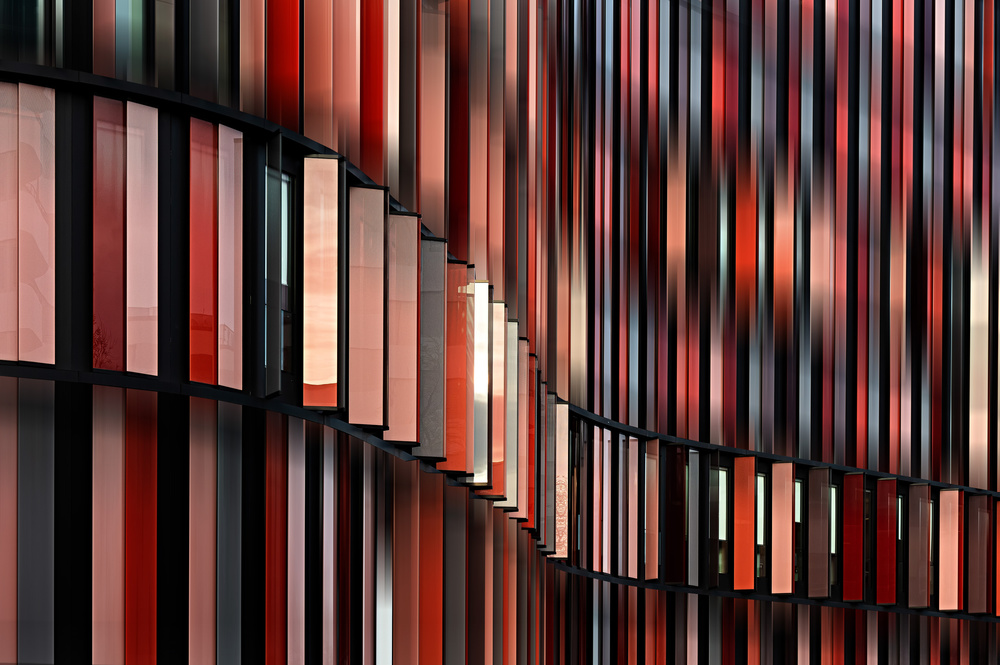 View this piece of fine art photography titled Dynamic lines by Erhard Batzdorf