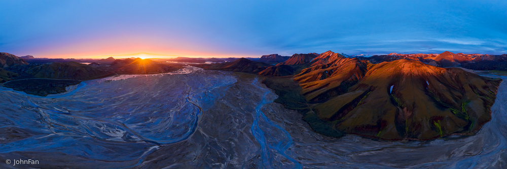 Good Morning, Iceland!
