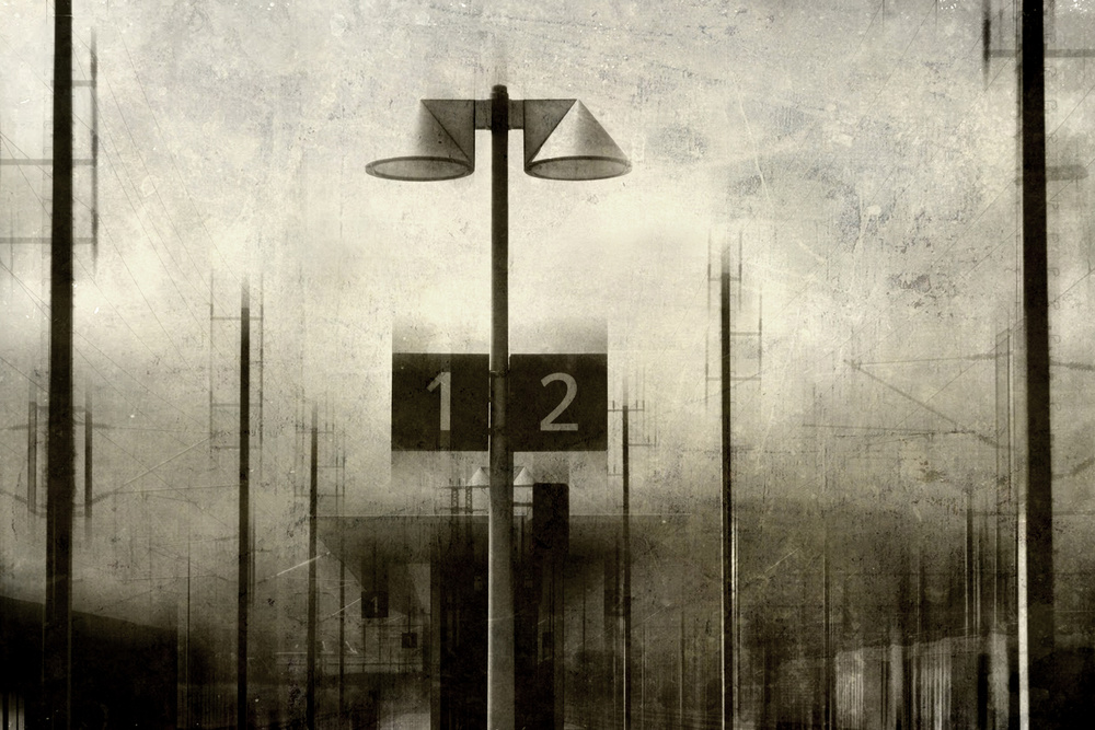 View this piece of fine art photography titled 1 I 2 by Darko Cuder