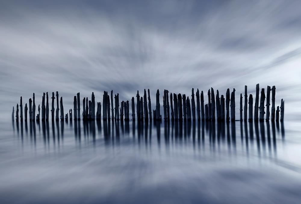 A piece of fine art art photography titled Untitled by Marzena Wieczorek