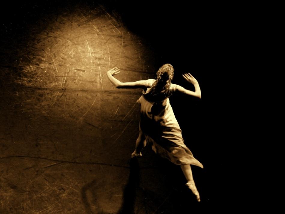 ...dance...