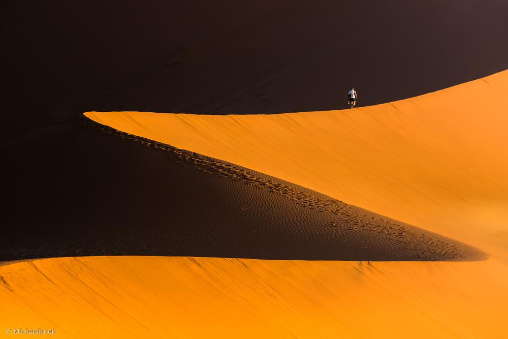 Namibia - Dune trekking
