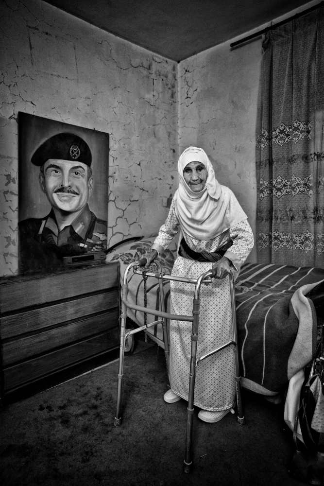 A piece of fine art art photography titled Untitled by Rami Al Adwan