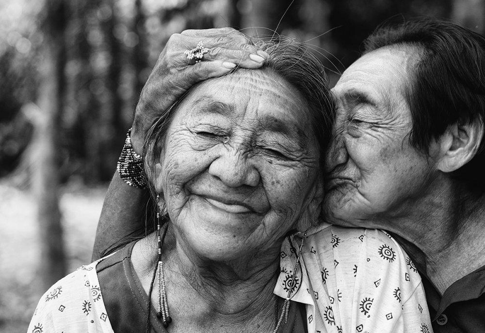 A piece of fine art art photography titled Yawanawa Tribe, Amazonas, Brazil by Orna Naor