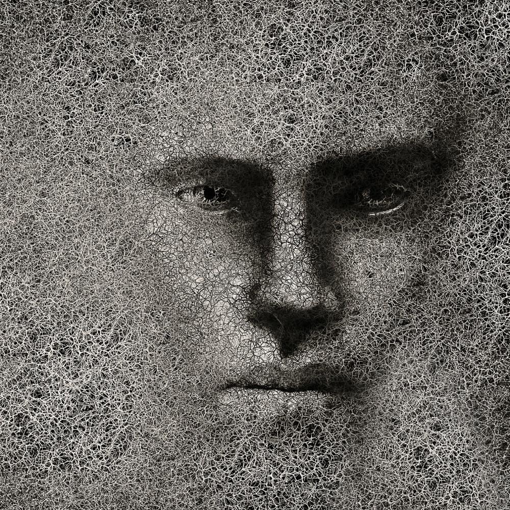 A piece of fine art art photography titled Metamorphose by Stefan Eisele